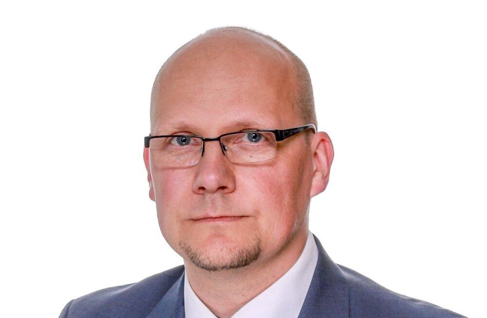 Veiko Pärn, EAS-i uus juhatuse liige