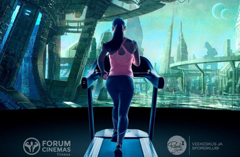 Forum Cinemas ja Reval Sport lõid käed uue kinokonseptsiooni loomiseks