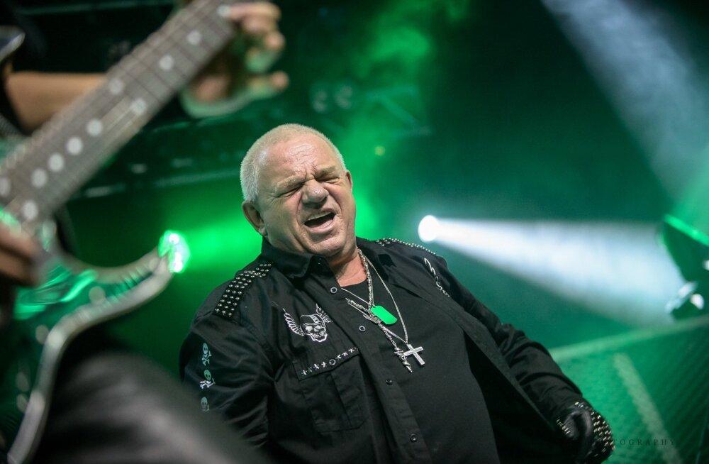 Saksa heavy metal'i vanameister Udo Dirkschneider