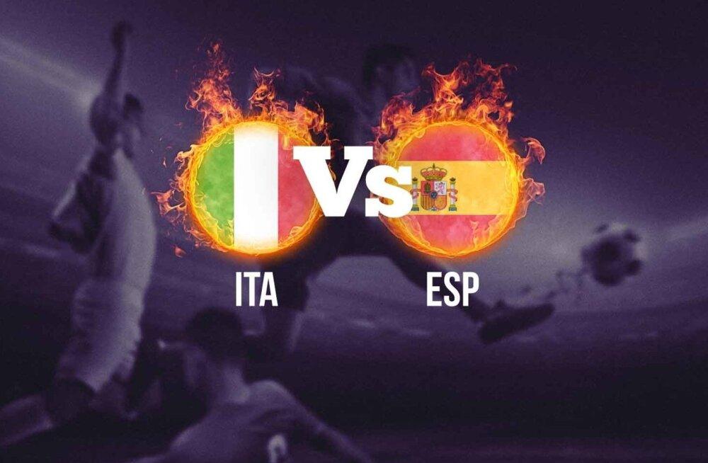 7db8694580b Euro 2016: Eelmise EM-i finalistid kohtuvad esmaspäeval - Sport