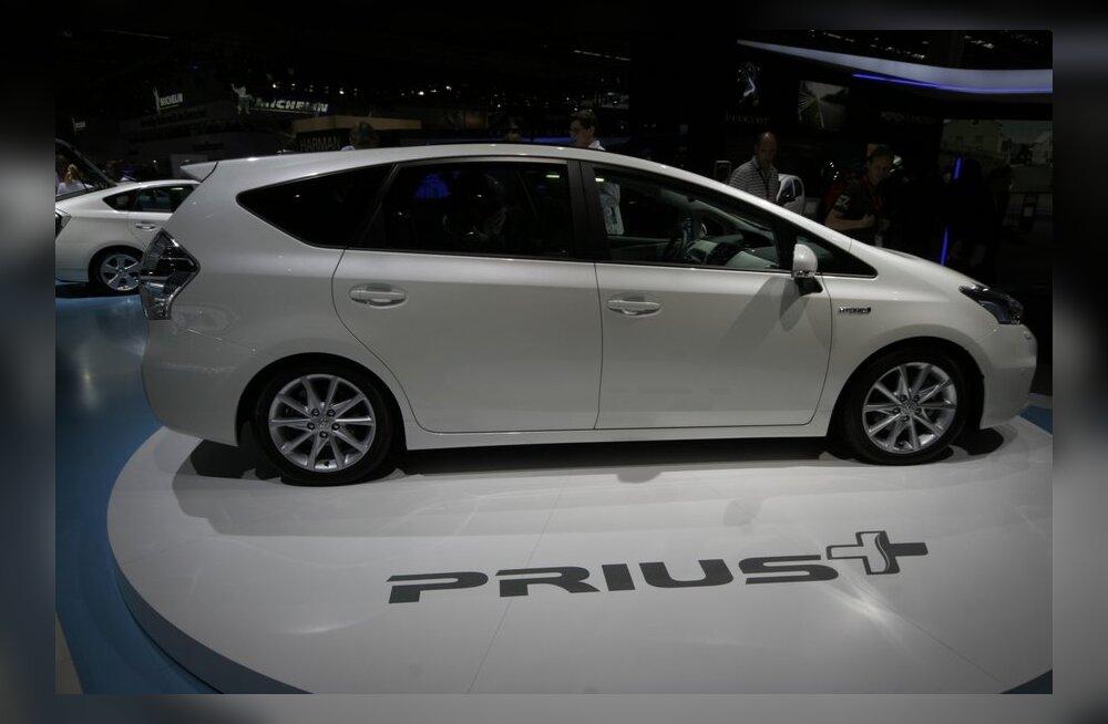 PROOVISÕIT: Toyota Yaris Hybrid - soodsaim hübriidauto, mis eales tehtud