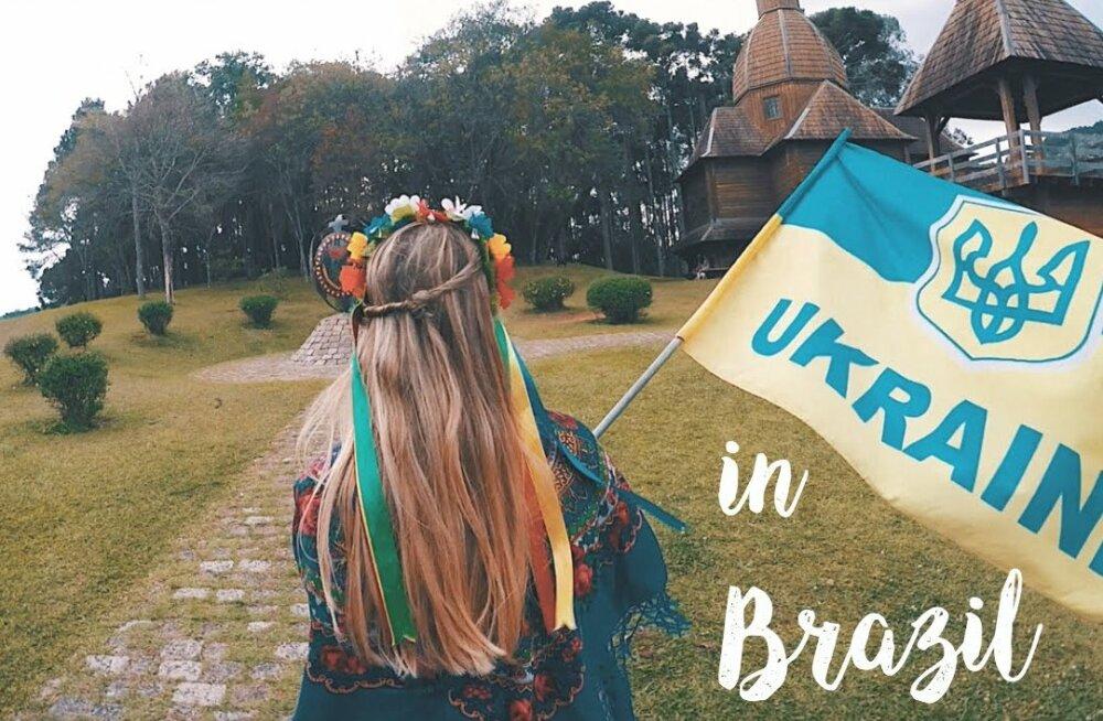 Незалежная в джунглях: как россиянин украинцев в Бразилии нашел
