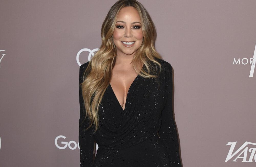 Kohe näha, et pühad on tulemas! Mariah Carey legendaarne jõululaul purustas juba kolm maailmarekordit