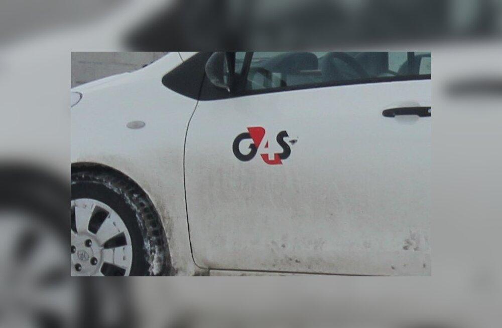 Eesti Raudtee turvahanke võitis G4S