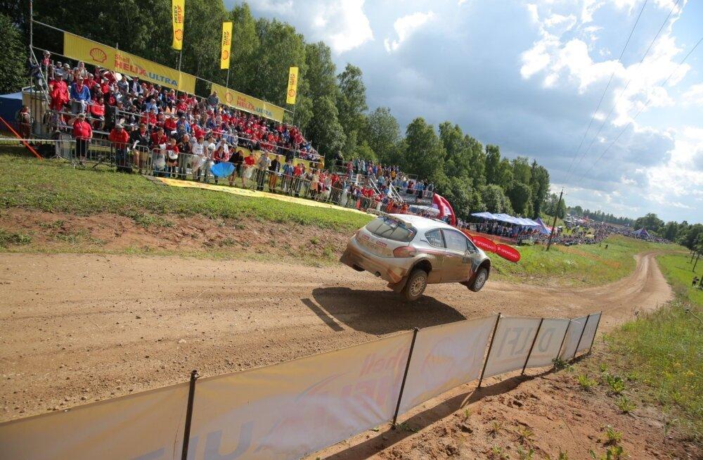 Rally Estonia viimane võistluspäev