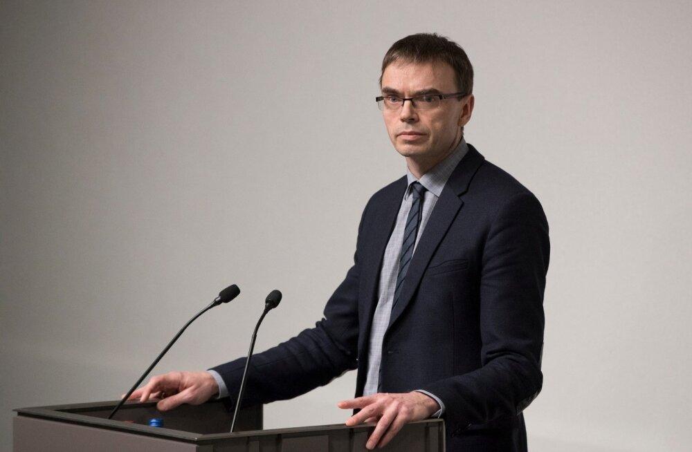 Välisminister Sven Mikser
