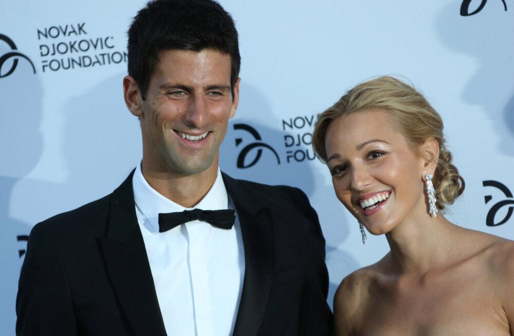 Novak Djokovic saab teistkordselt isaks