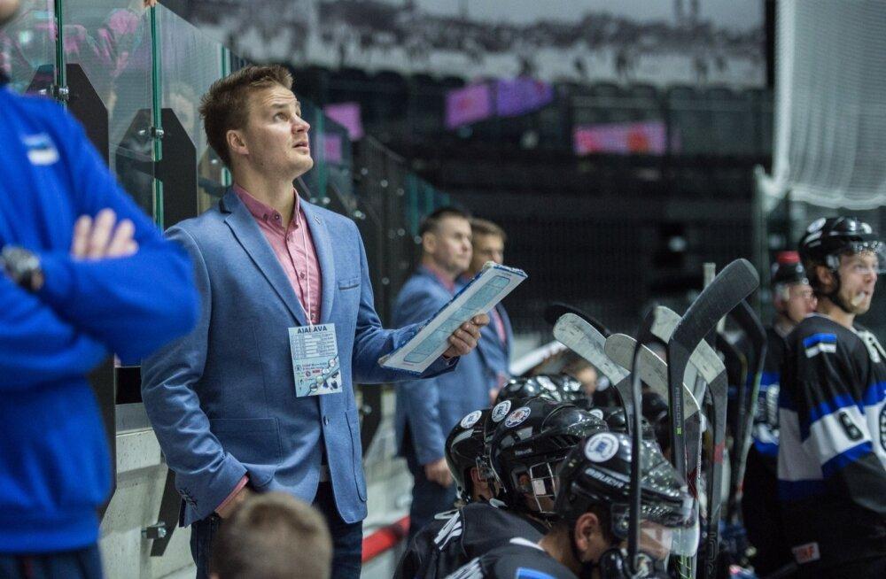 Jäähoki olümpia valikturniir: Eesti - Iisrael
