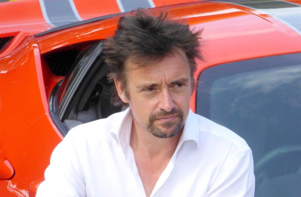 """""""Top Geari"""" saatejuht Richard Hammond uinutati tema Prantsusmaal asuvas villas gaasiga ja rööviti paljaks"""