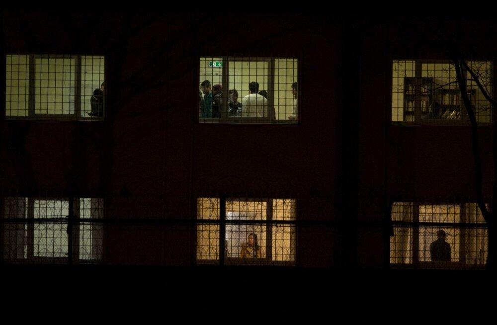 Harku kinnipidamiskeskus 23.11.2015
