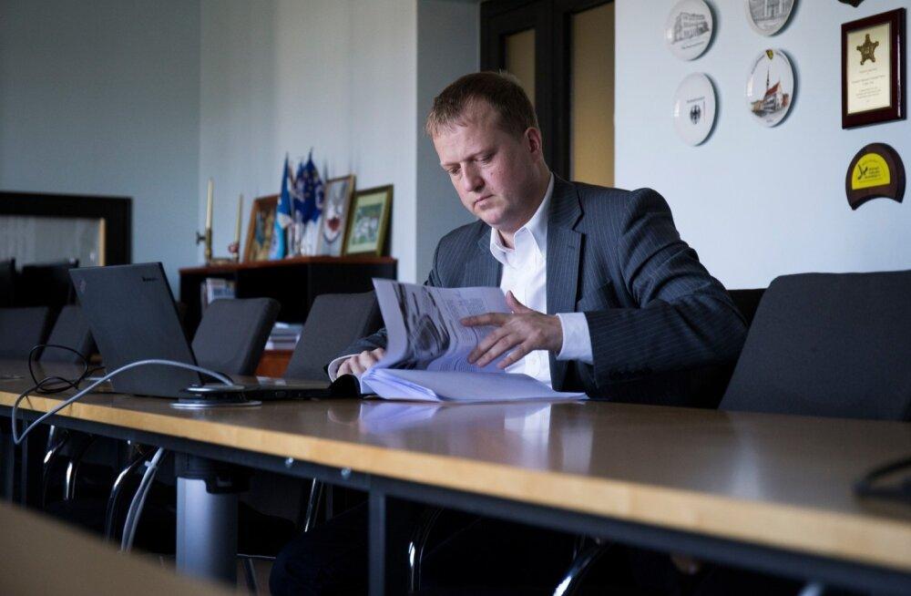 Rahapesu andmebüroo juht Madis Reimand edastas rahandusministrile andmed rahapesu uurimise ja sellest teavitamise kohta Danske kahtlaste tehingute perioodil 2007-2015.