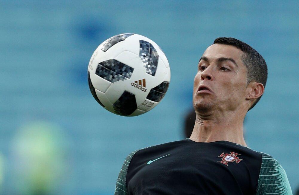 Ronaldo nõustus hiigeltrahvi ja tingimisi vanglakaristusega