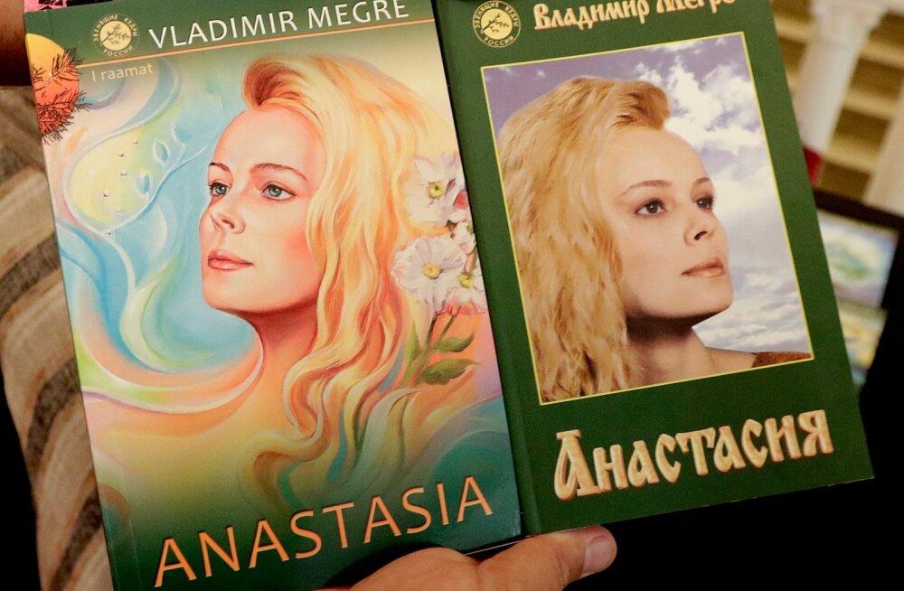 Anastasiast rääkivate raamatute kõrghetk oli Eestis mõne aasta eest, kuid lugejaid jagub siiani.