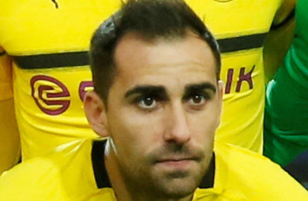 Barcelonas põrunud Hispaania ründajast on saanud Bundesliga üks efektiivseimaid väravakütte
