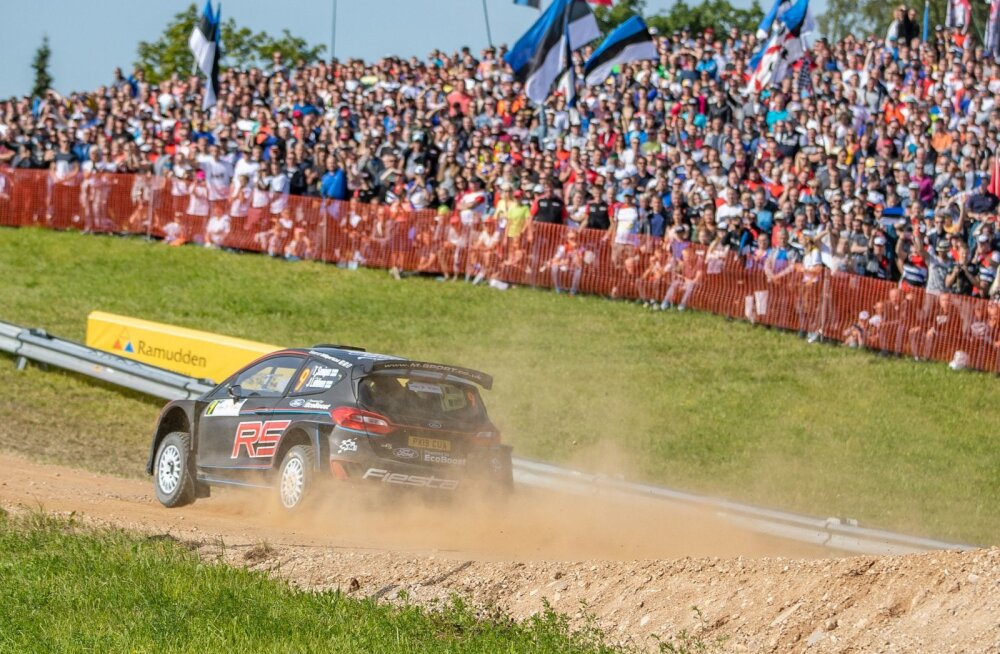 Rally Estonia 2019 SS1