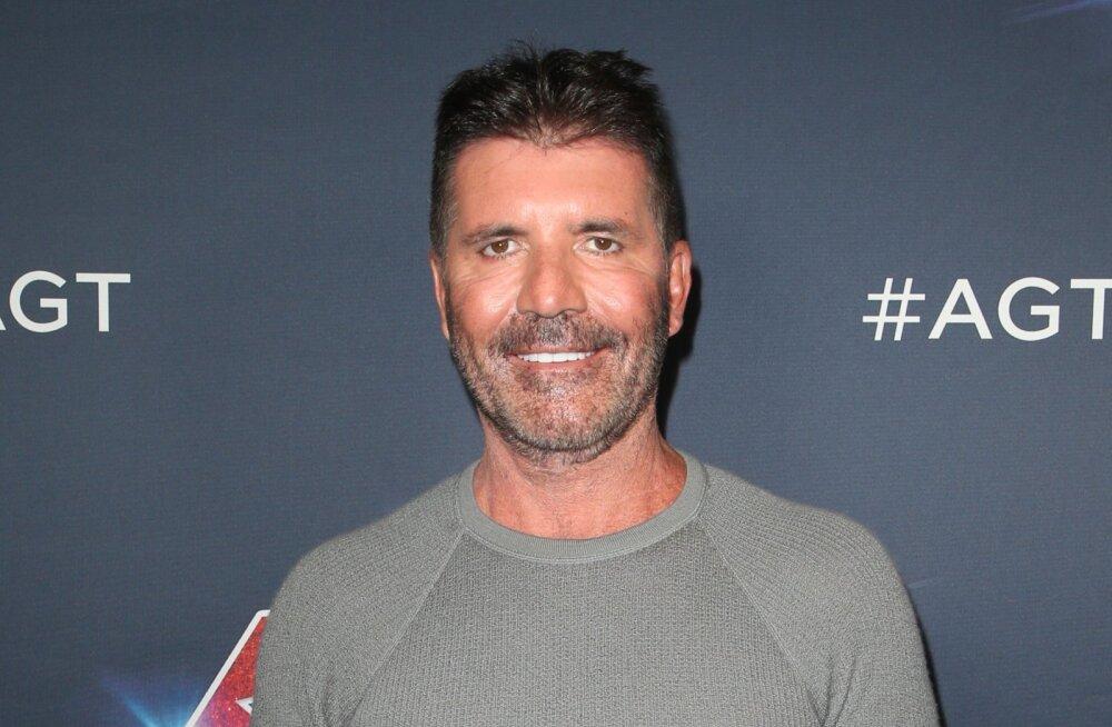 Märgatavalt muutunud: Simon Cowelli kaalulangus ja uued hambad tõmbavad üha enam fännide tähelepanu