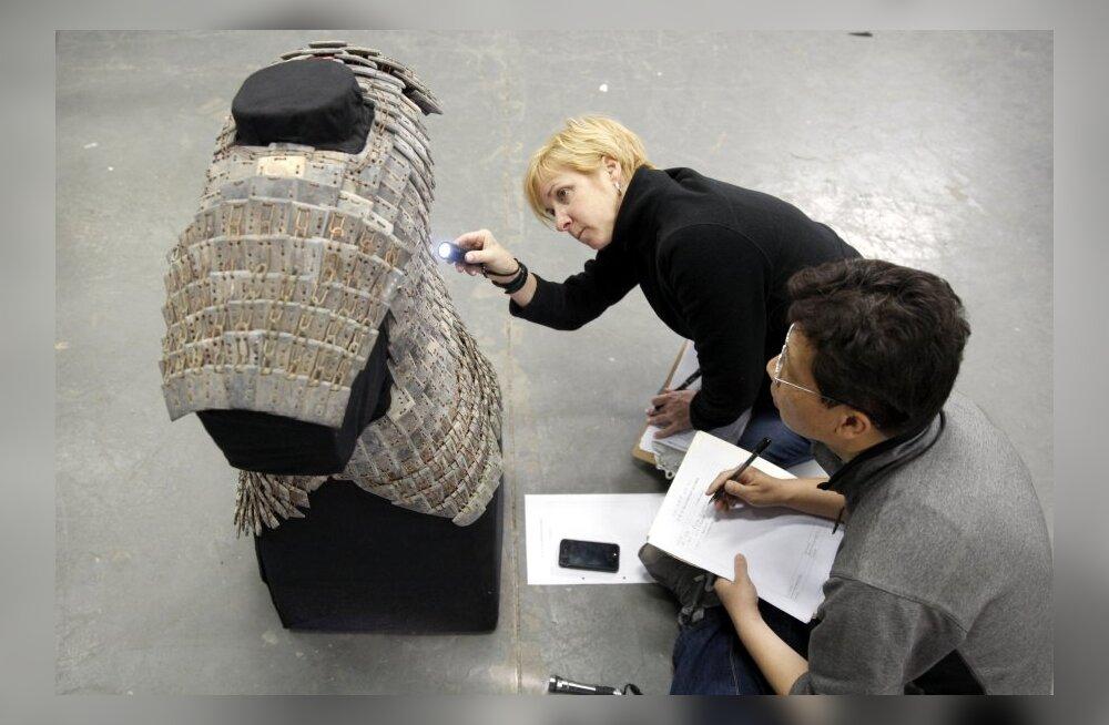 Hiina muuseum pandi kinni - liiga paljud eksponaadid osutusid võltsinguteks