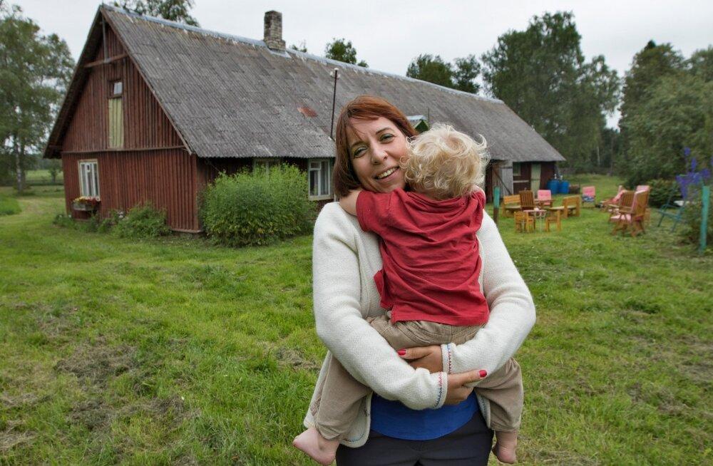 TOP 12: Kuulsad ja ilusad, kes tähistavad tänast emadepäeva uute ilmakodanike seltsis