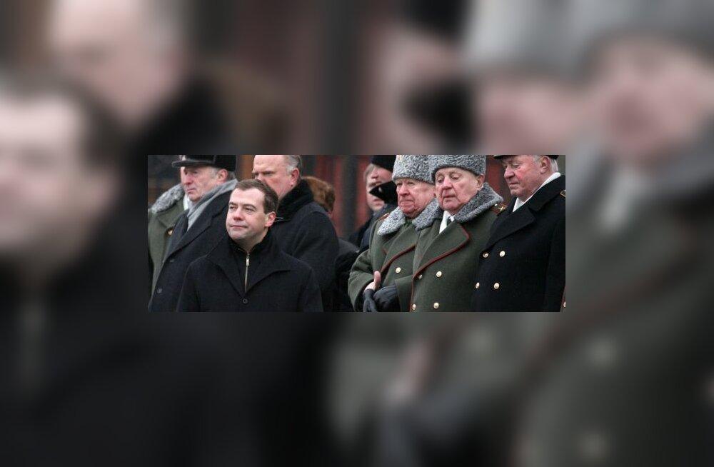 Venemaal tähistatakse isamaa kaitsja päeva