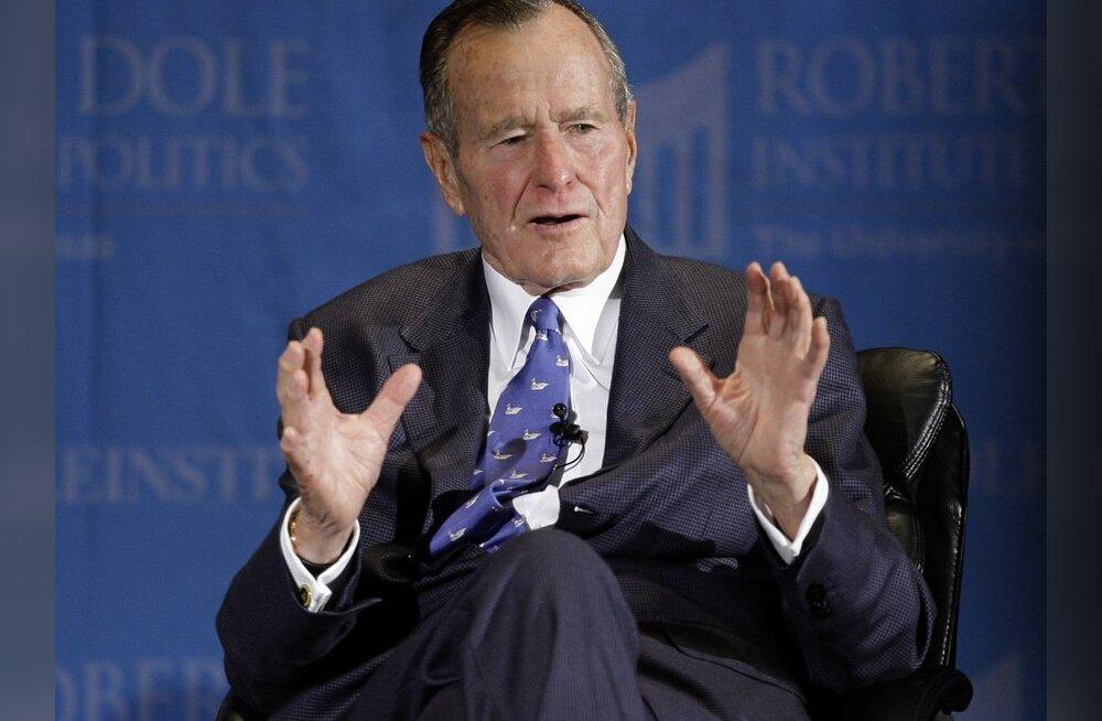 George W.H. Bush