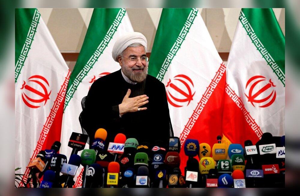 Iraani uus president nimetas Iisraeli vanaks haavaks, mis tuleb eemaldada