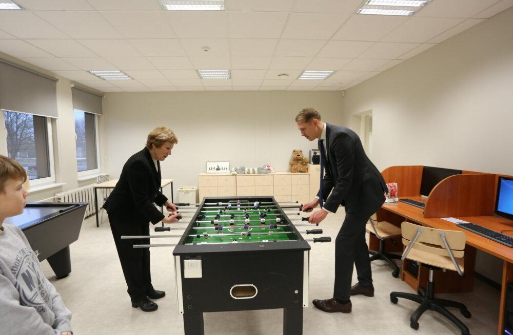 В Пыхья-Таллинне открылся новый социальный центр
