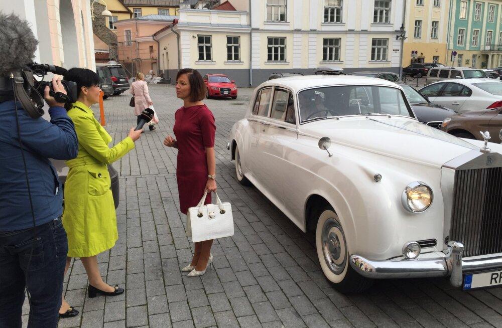 Liina Kersna Rolls Royce