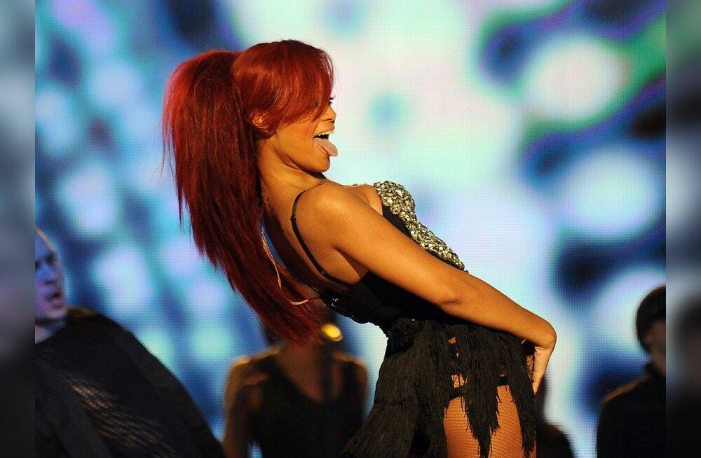 R2 eesti müügitabel: Rihanna sisenes edetabelisse