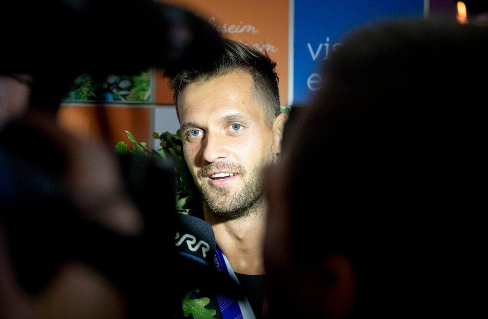 Magnus Kirt saabub Doha MM-ilt