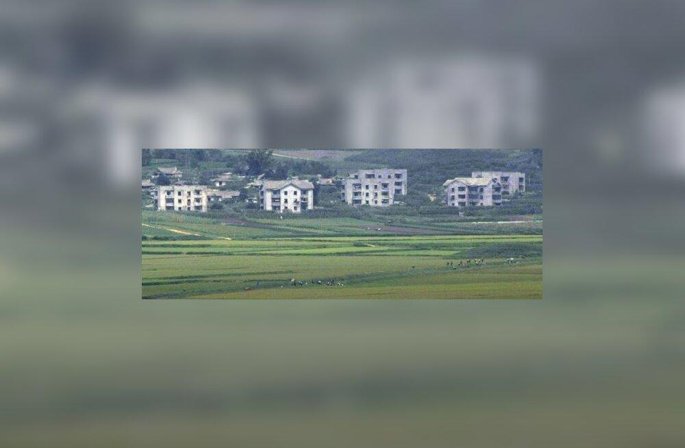 Hiina avastas Põhja-Korea piiril tapvat närvigaasi