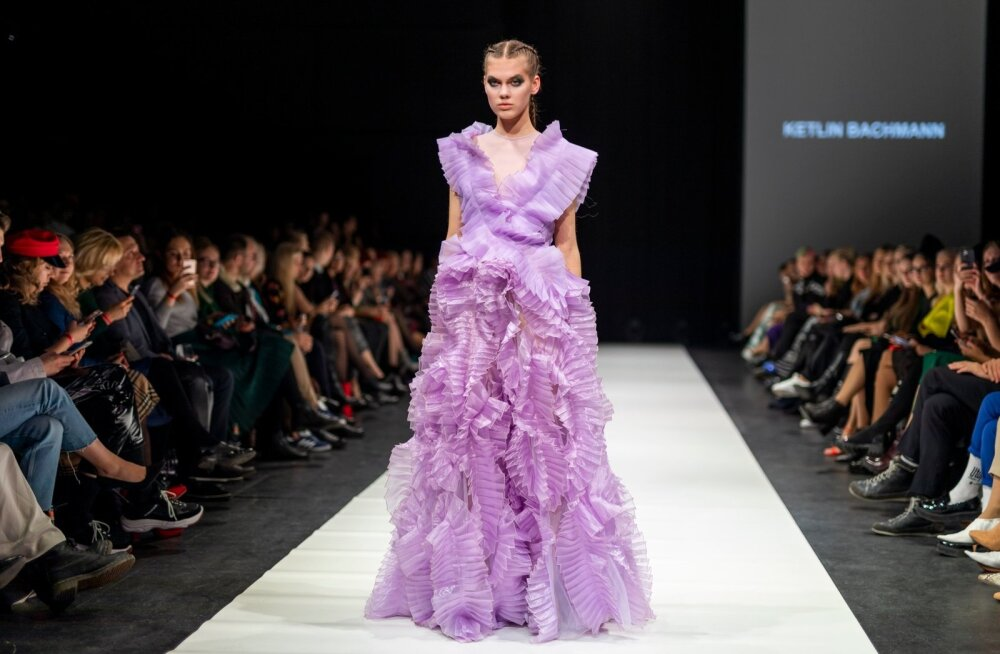 Tallinn Fashion Week 2019, Embassy of Fashion Ketlin Bachmann, Riina Põldroos, Aldo Järvsoo