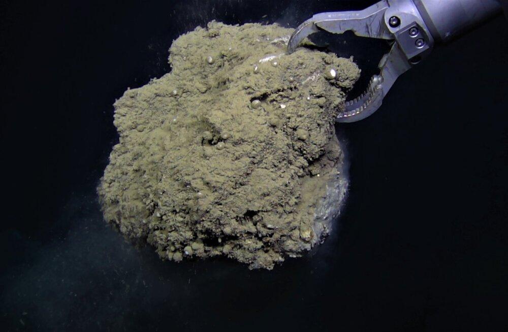 TTÜ geoloogid leidsid seosed merepõhja metaanilekete ja jääaegade vahel