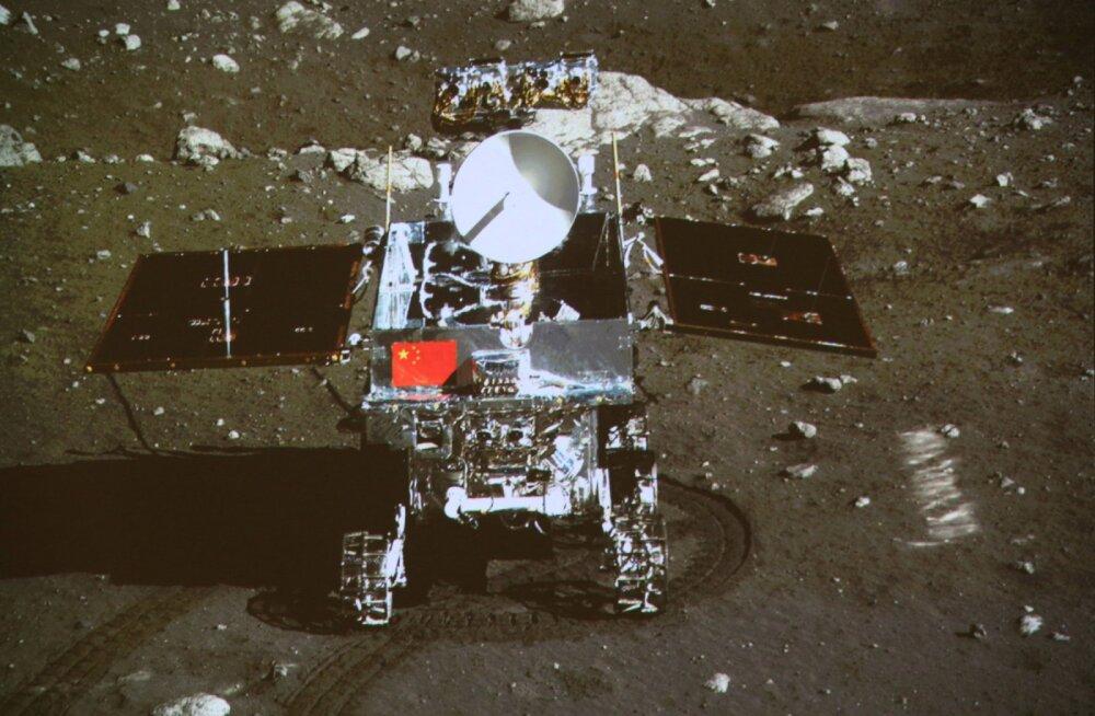 Kulgur avastas Kuul uut tüüpi kivimi, mis aitab Kuu tekkelugu mõista