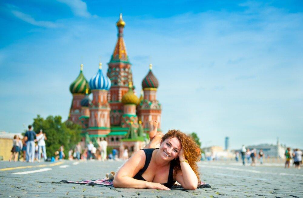 Эстония входит в ТОП-10 стран по въездному туризму в Россию