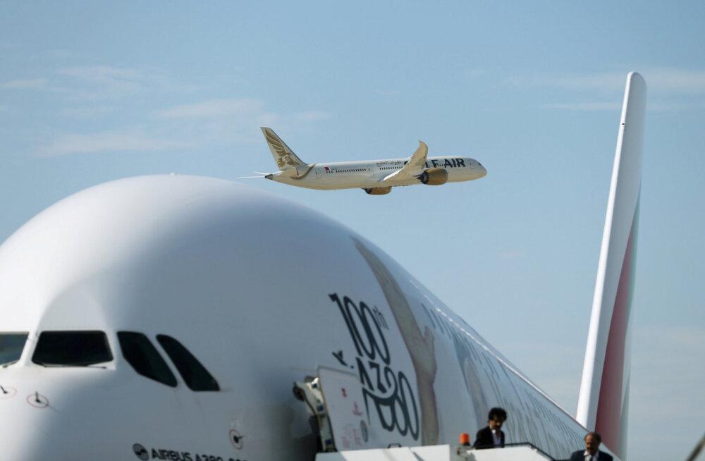 Зачем в Бахрейне намеренно затопили Боинг 747?