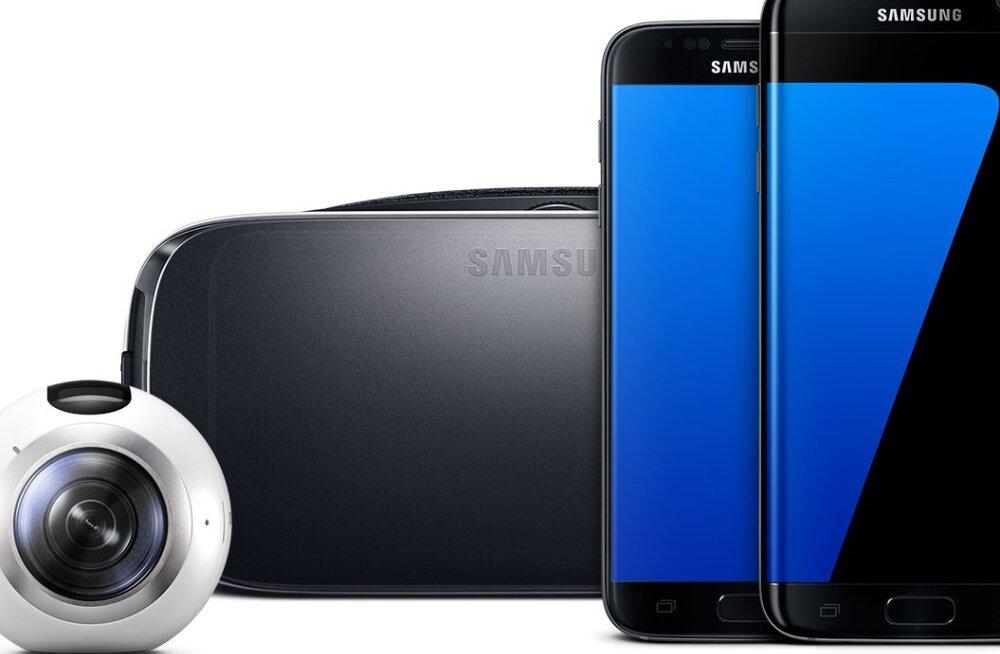 Hea hetk Samsungi fännile: tehnoloogiahiiglasel on tervelt neli põnevat uudist