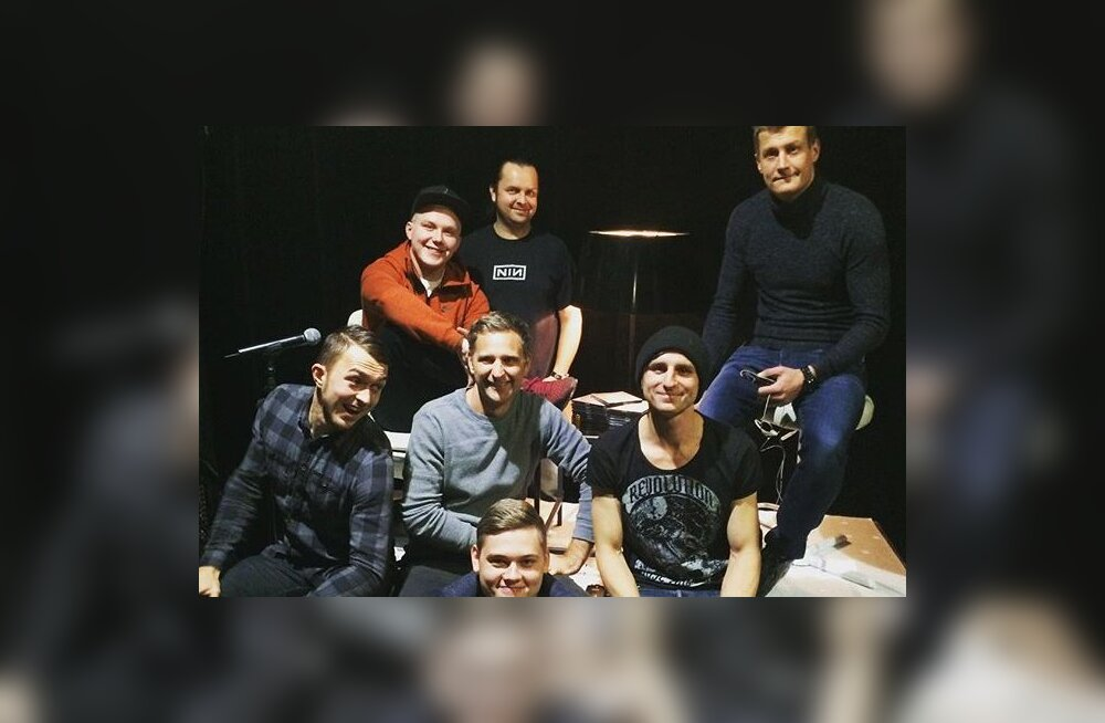 PÄEV PUBLIKUGA: Hiline ärkamine, proovid ja tähtis kontsert! Publiku Instagrami kaaperdas täna debüütplaati esitlenud Mikk Mäe