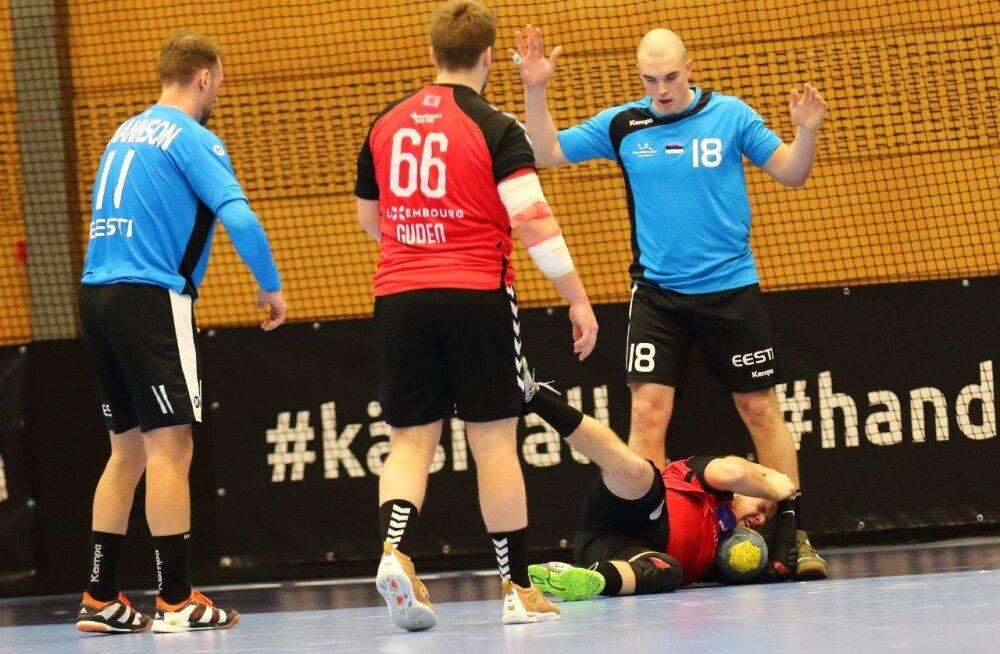 Сборная Эстонии неудачно начала отборочный турнир в Австрии