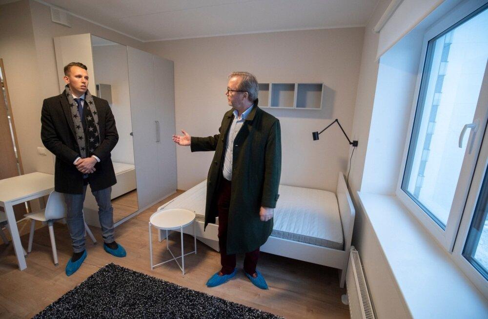Квартиры в арендных домах в Таллинне расхватывают как горячие пирожки. Смотрите, как современно и чисто они выглядят!