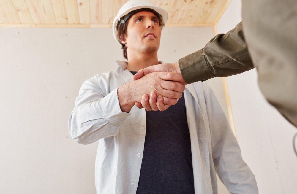 Ka tellija peab võtma ehitusprotsessis vastutuse. Kes kuuluvad tellija meeskonda?