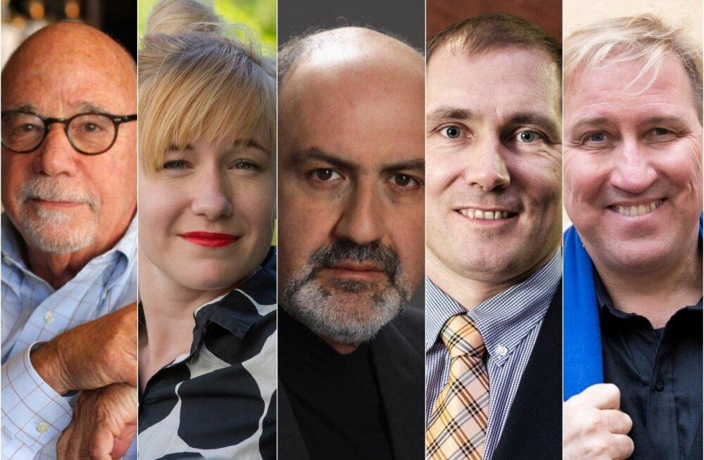 Eesti Ekspress проводит 18 апреля в Таллинне масштабную конференцию на тему управления и предпринимательства «Смело делай по-другому!»