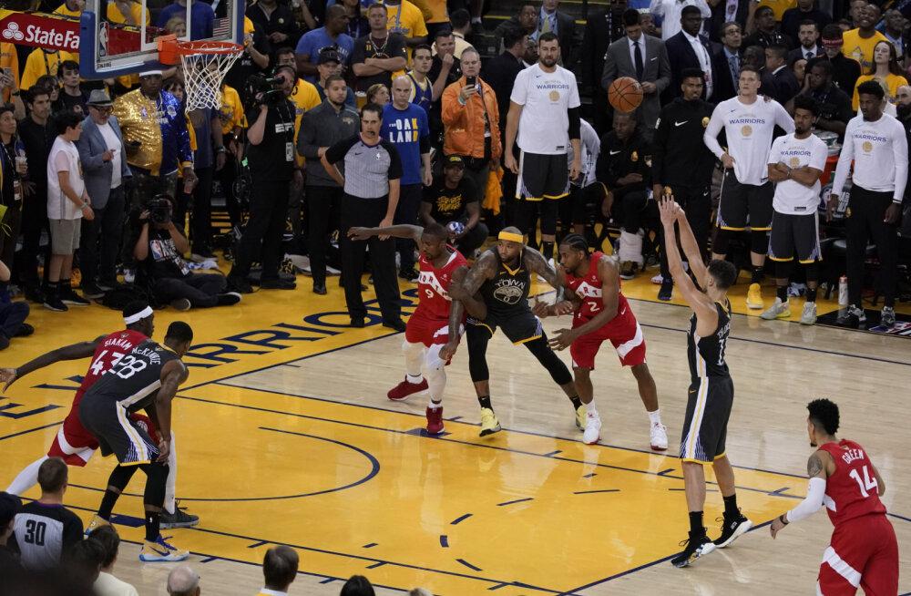 NBA katsetab sõsarliigas põneva vabaviskeuuendusega, et mänge kiiremaks muuta