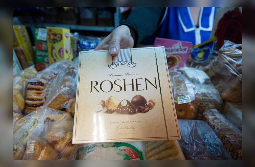Onishchenko bans imports of Roshen chocolate in Russia
