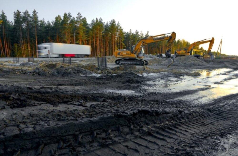Tallinna ringteel valmib peagi Eesti esimene suurulukitunnel