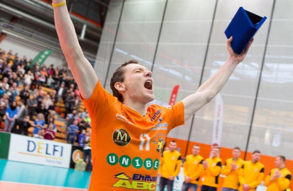 Hindrek Pulk aitas Balti liigas Pärnu võidule ja valiti parimaks mängijaks. Koondis vähemalt sel suvel tema teeneid ei vaja.