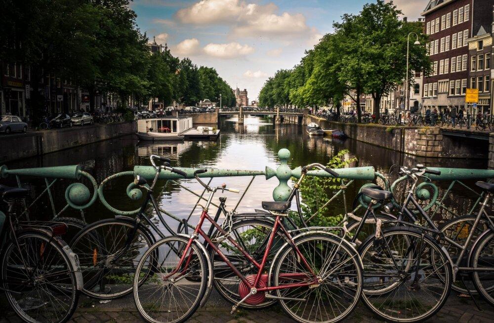 Nii odav! Edasi-tagasi otselend Hollandisse alates 34€