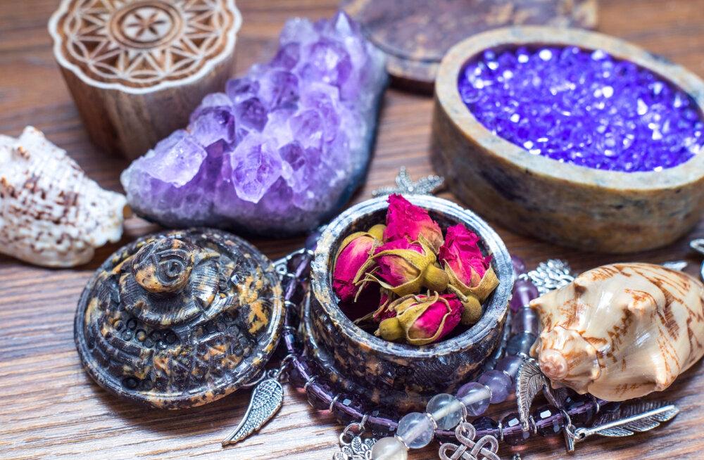 7 kristalli, mis aitavad suurendada sinu vaimseid võimed ja intuitsiooni