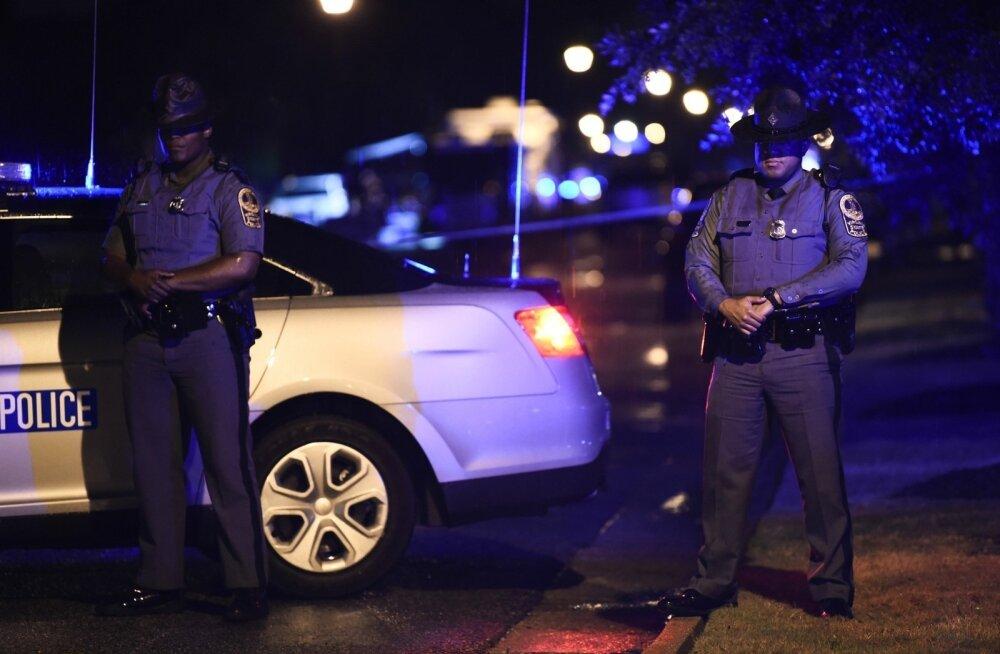 Стрельба в Техасе: пять человек погибли и более 20 ранены