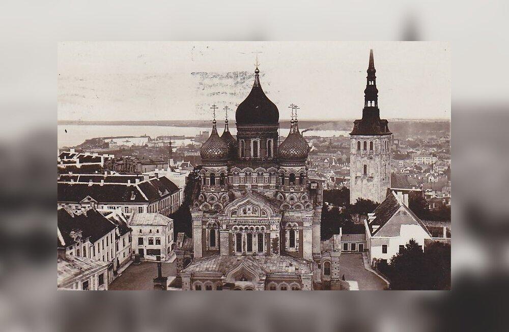 Jaak Juskega kadunud Eestit avastamas: kui Tallinnas oli kolm Aleksander Nevski pühakoda