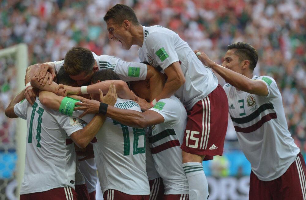 BLOGI | Lõuna-Korea alistanud Mehhiko astus suure sammu play-offi suunas